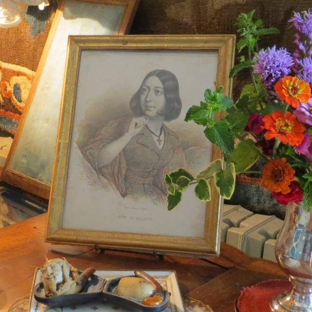 George Sand - Vallée des peintres