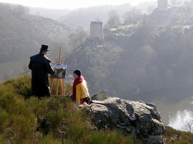 La Vallée des peintres impressionnistes