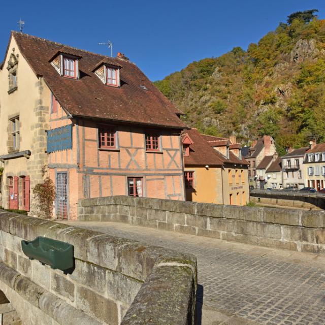 Aubusson, la Creuse