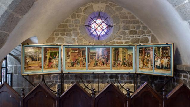 Crocq - Chapelle de la Visitation