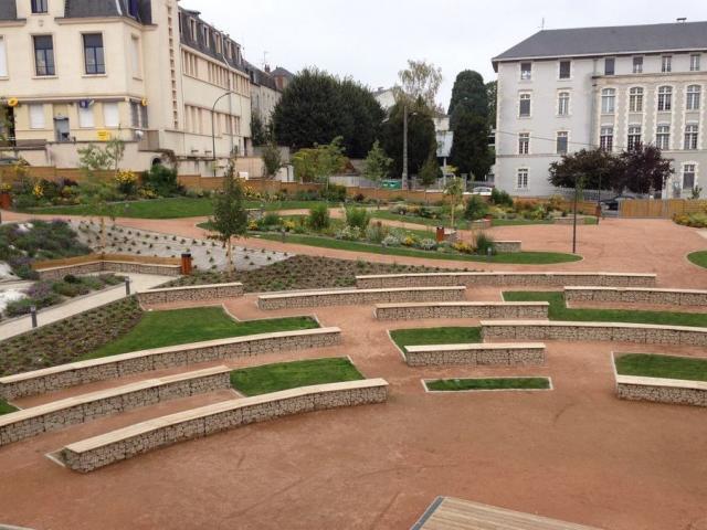 Jardin La Souterraine