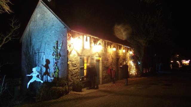 Maison Du Père Noel De Sous Parsat©ot Creuse Thaurion Gartempe