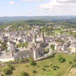 Village de Bénévent l'Abbaye