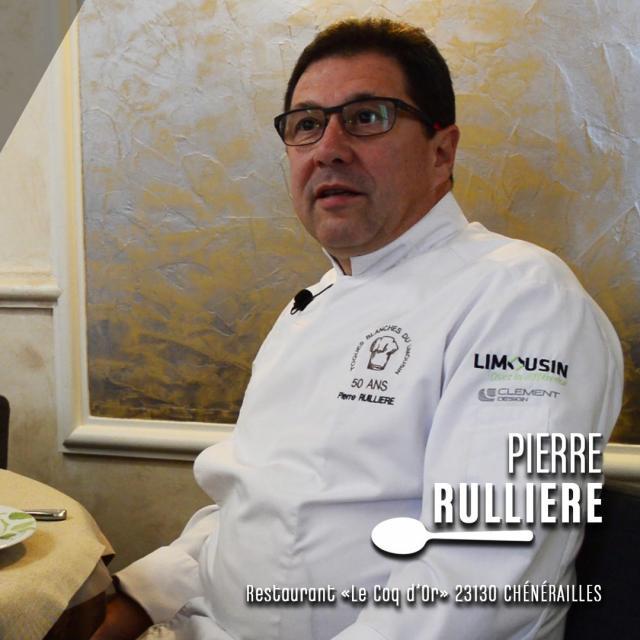 Pierre Rullière, le Coq d'Or