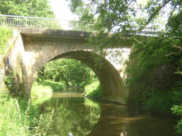 Pont Sur La Petite Creuse©ot Boussac