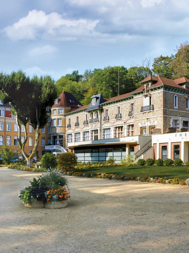 Thermes D'evaux Les Bains ©centre Thermal