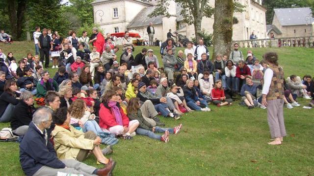 2 Le Festival Du Conte Ile De Vassivière©adrt23, La Creuse