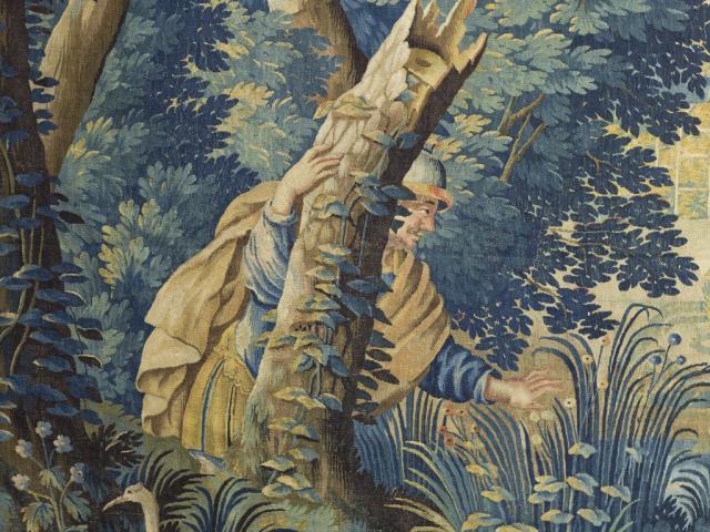 3 Exposition De Tapisseries Eglise De Felletin, La Creuse