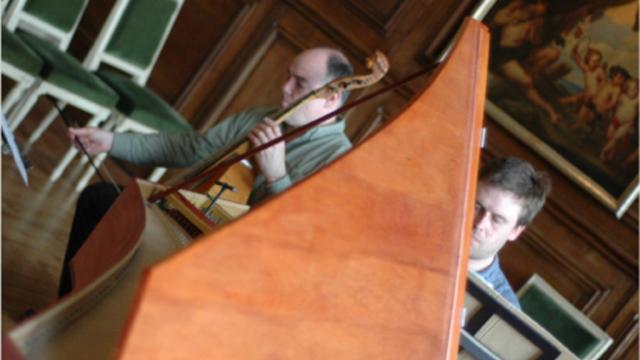 Clavecin, Viole De Gambe…des Artistes Variés