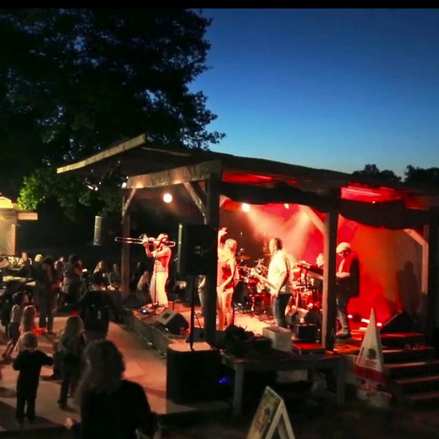 Concert Au Bord De La Naute, La Creuse