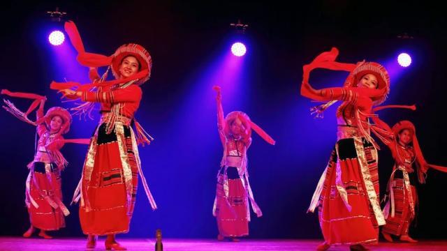 Festival Danses, Musiques Et Voix Du Monde À Felletin En Creuse, La Creuse 3