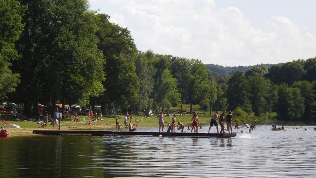 La Plage De L'étang, La Creuse