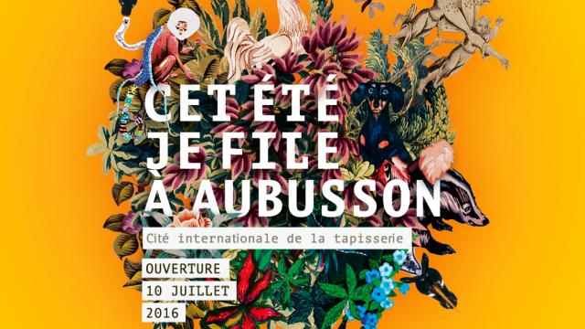 Ouverture De La Cité Internationale De La Tapisserie Aubusson© La Creuse