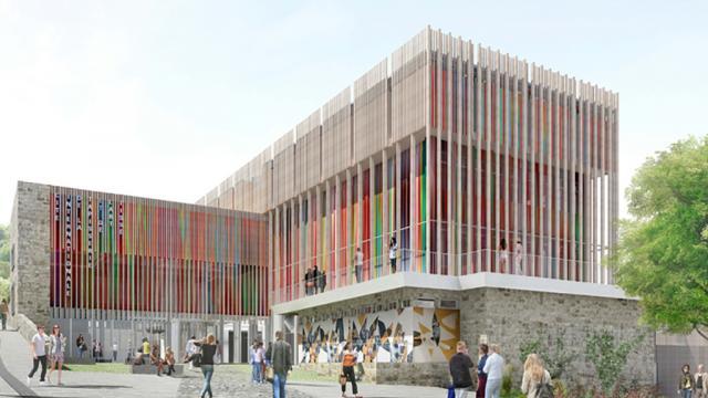 Cité Internationale De La Tapisserie Aubusson ©terreneuve, La Creuse
