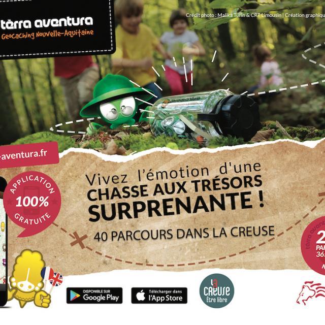 Creuse Terra Aventura ©Malika Turin & CRT Limousin