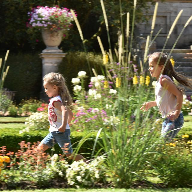 Gueret Visite Famille Jardin Public Cef J.damase 2015 14