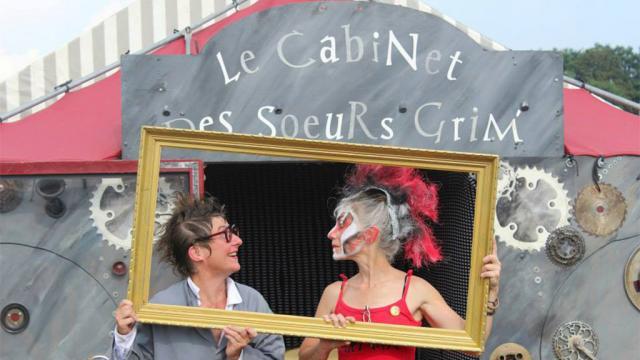 Le Cabinet Des Soeurs Grim ©lézart Vert, La Creuse