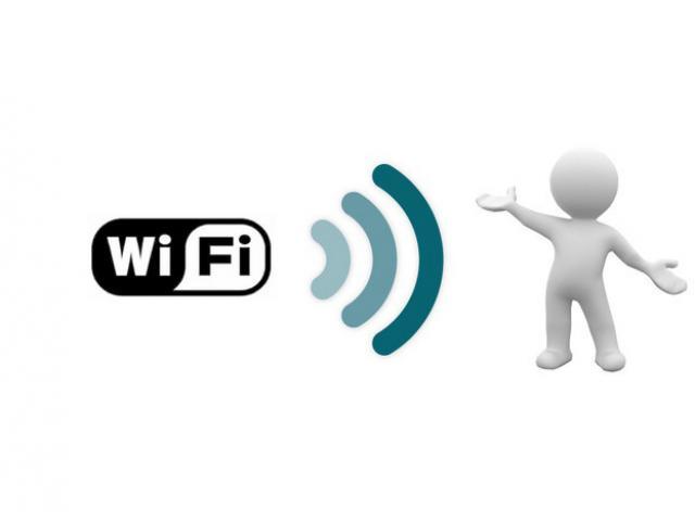 Acces Wifi Chapeau