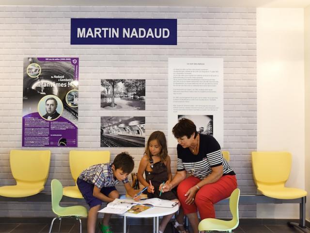 Maison Martin Nadaud
