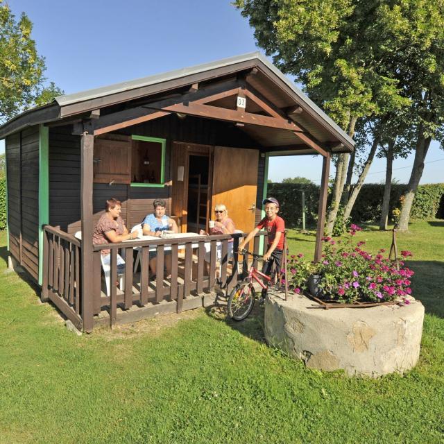 Camping Evaux Les Bains ©j.damase