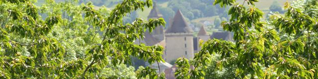 Bourganeuf, cité médiévale