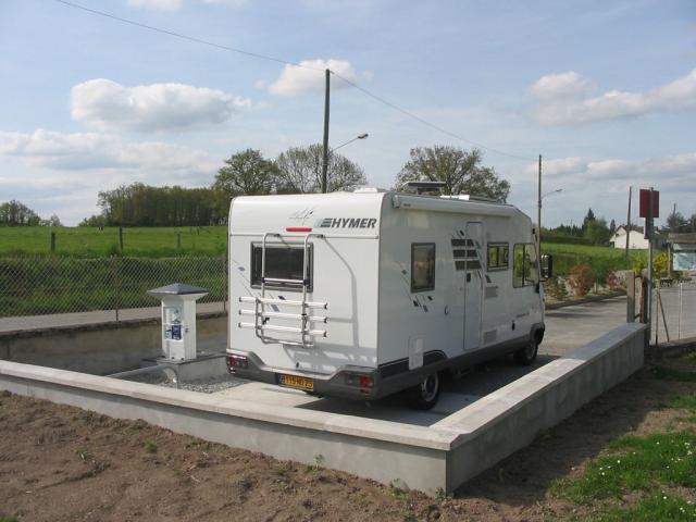 Aire de Camping car Creuse