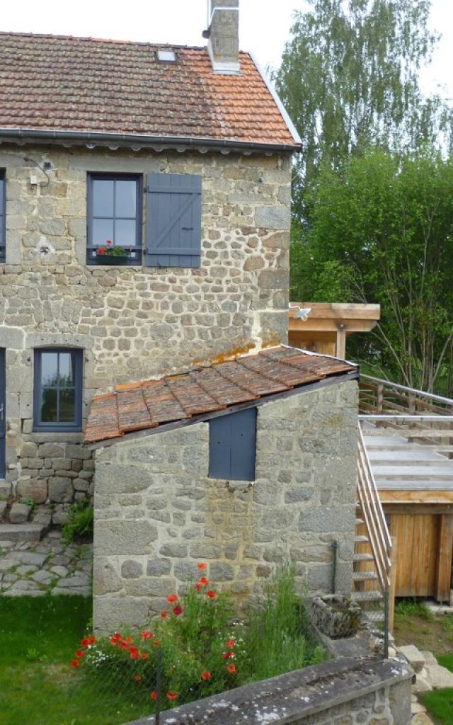 Gite Eco de la Tardes à Champagnat