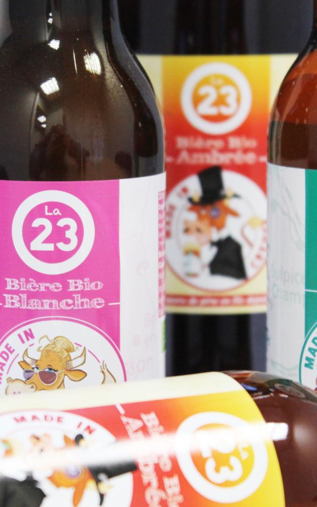 Boutique Biere La 23 ©aubusson Felletin Tourisme