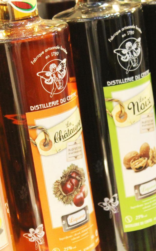 Boutique Distillerie Du Centre ©aubusson Felletin Tourisme
