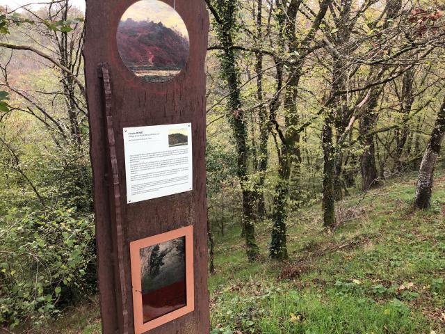 Sentier d'interprétation Monet à Fresselines