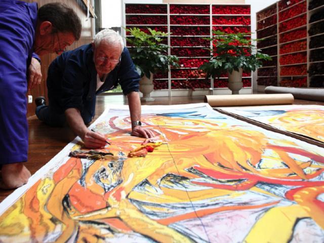 Atelier de tapisseries Pinton