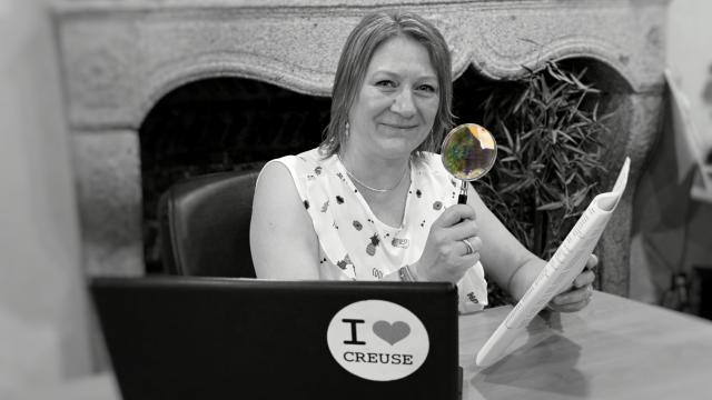 Christelle, Creuse Confluence Tourisme