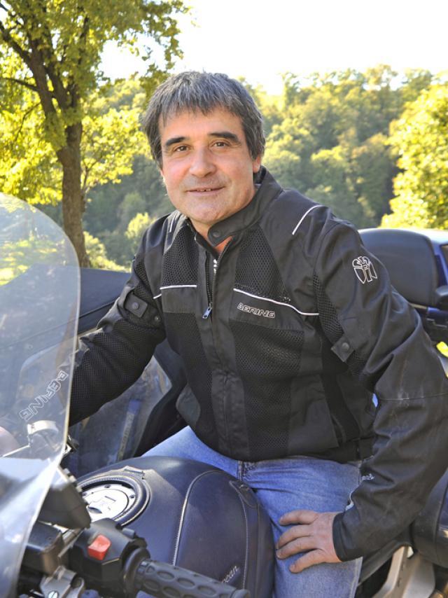 Gilles Charvillat, Greeter Creuse