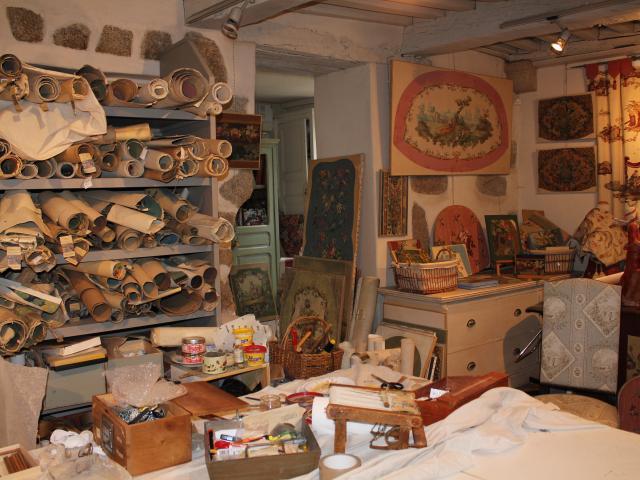 Atelier-Musée des cartons de tapisseries