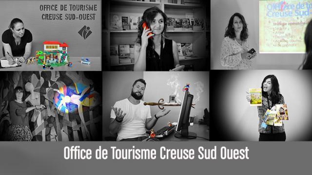 Office de tourisme Creuse Sud Ouest