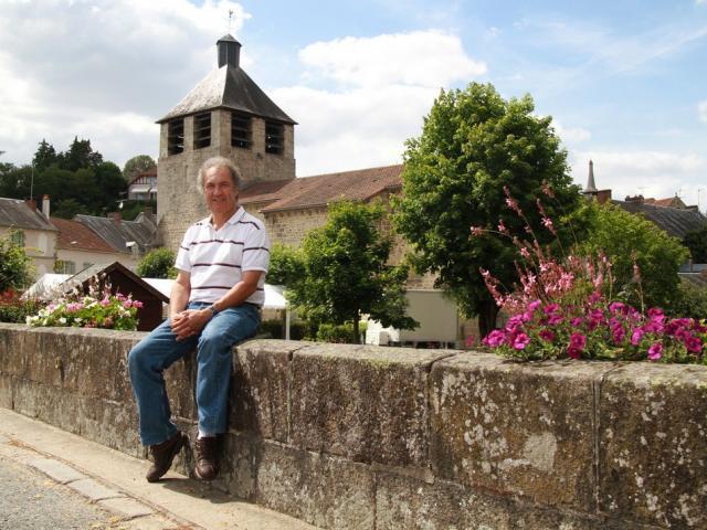 Raoul Vaugelade, Greeter Creuse