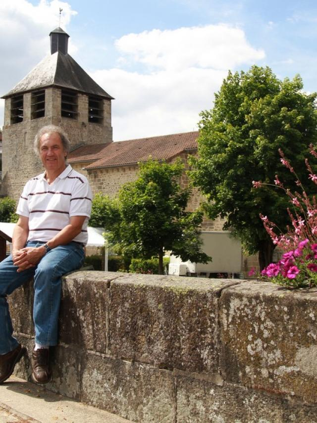 Raoul Vaugelade, Greeter Creuse