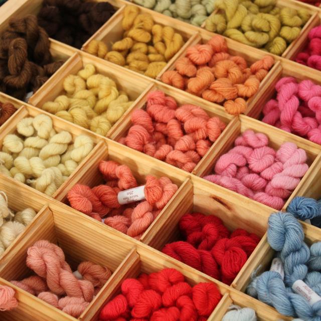 Journées Nationales de la laine Felletin