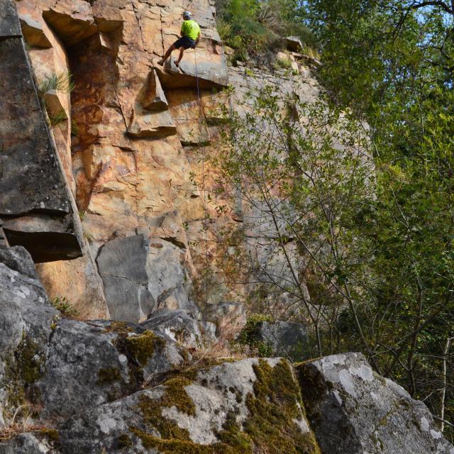 Site Escalade Creuse Maupuy