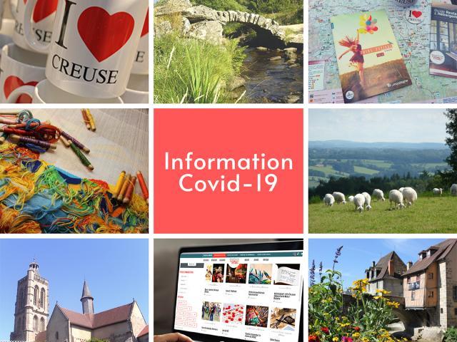 Information Covid-19 - OT Aubusson-Felletin